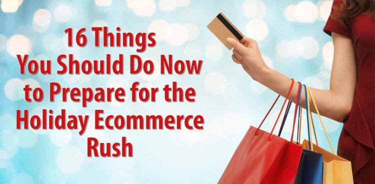 holiday ecommerce