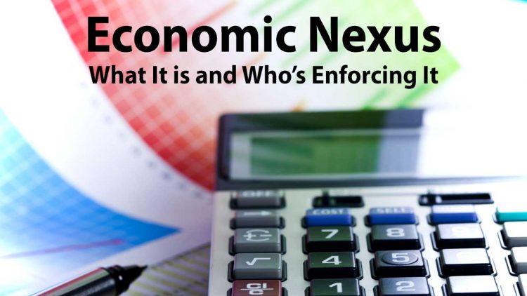 sales tax economic nexus