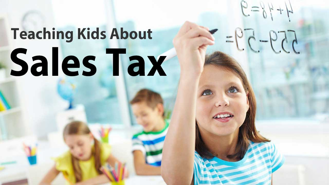 teaching kids about sales tax