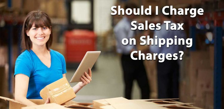 sales tax shipping charges