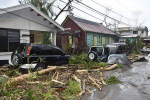 Hurricane Marie in Puerto Rico