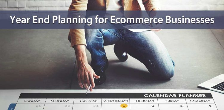 ecommerce year end planning